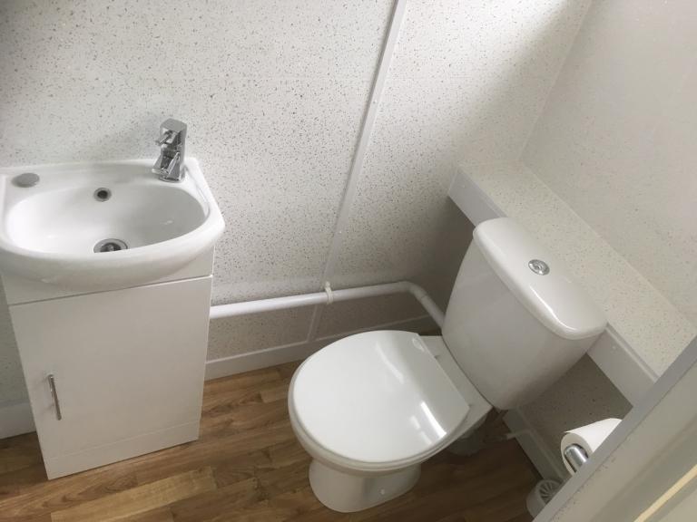 Bedroom 4 Ensuite Shower Room
